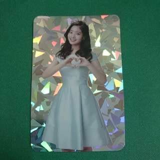 Twice Dahyun Twiceland Photocard