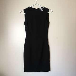 BN H&M Black Dress