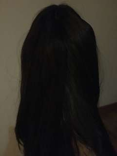 #list4sbux Long hair wig