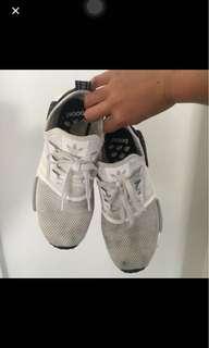 NMD adidas size 8.5 ladies