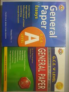 General Paper Essay Guidebook