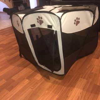 Animal play pen