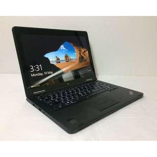 Ultrabook Lenovo Thinkpad Yoga S1 Backlit keyboard. (Core i5-4th gen)