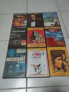 Movie DVD various collection