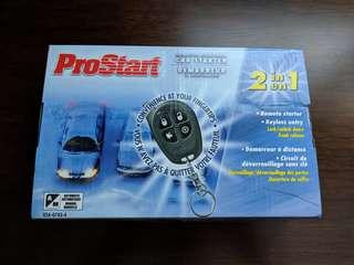 Prostart Car Started kit (BRAND NEW)