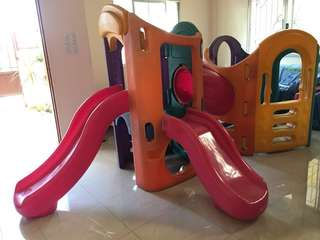 Little tikes Slides 8in 1