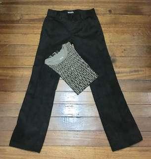 Armani Pants and Shirt