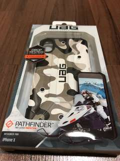 IPhone X UAG Camo Case Limited Edition