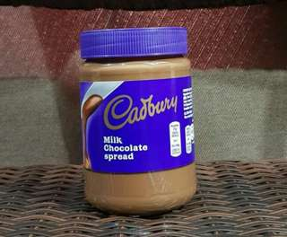 Cadbury spread