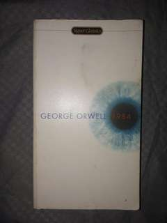 1984 by George Owell