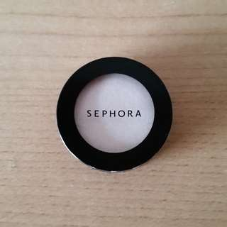"Sephora ""Aspen Summit"" No. 23 white single eye shadow abc"