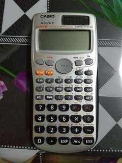 HKEAA approved calculator