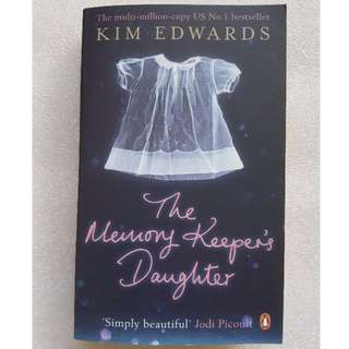 Preloved The Memory Keeper's Daughter