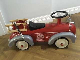 Classic Fire Engine