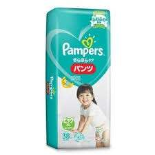 XL38 Pampers Pant