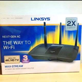 Linksys AC1900 Wireless-N Router