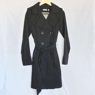Wish Sz 10 Trench Coat