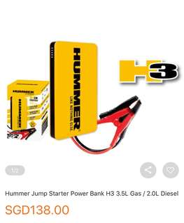 Hummer power bank H3