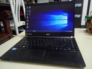 Acer Slim i5/win10/4Gb Ram/14.5inch/ENGLISH LANGUAGE LAPTOP