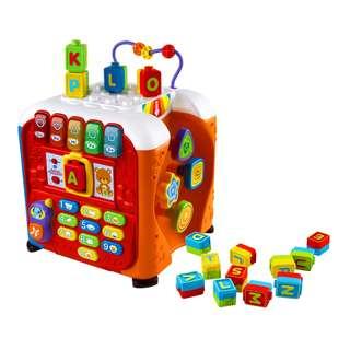 costco線上代購 #952737 Vtech 聲光積木學習寶盒
