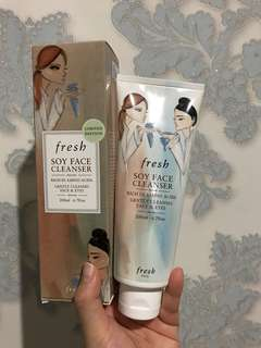 Limited edition Fresh Soy Face Cleanser 200ml