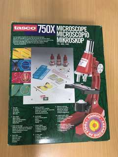Microscope learning science