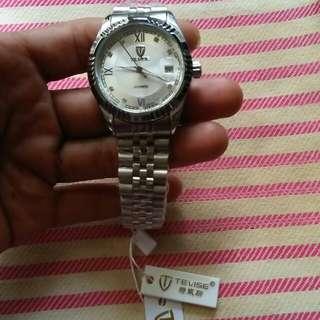 Jam tangan automatic TEVISE