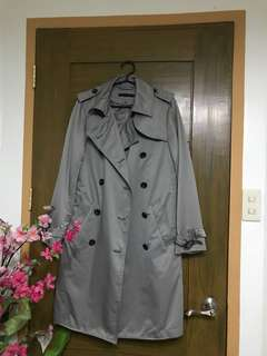 Trench Coat comes with a belt