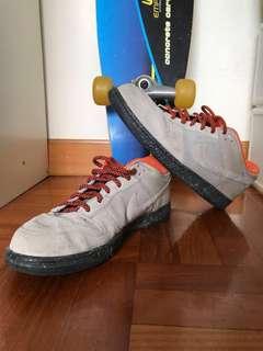 Nike Dunk Lo CL SB Beige Suede Granite sole 別注 滑板鞋 Low Pro Skateboard shoes men 10 EUR 44