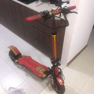 Ultron escooter dual-motor