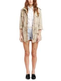 Aritzia trooper jacket