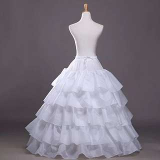 Petticoat cancan for ball gown
