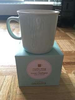 Brand new David's tea mug