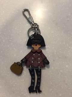 GG doll keychain