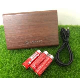 🚚 全新🎉木頭設計質感LED時鐘溫度計