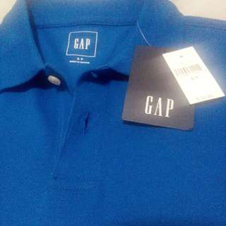 brand new authentic GAP Polo Shirt