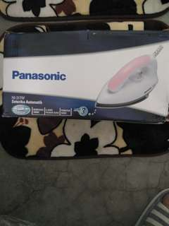 Panasonic iron automatic
