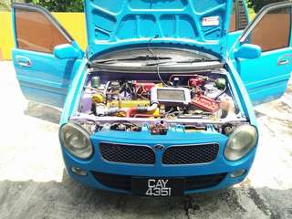 Kancil Turbo L5