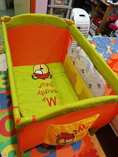 Anakku Baby bed (Fortable)