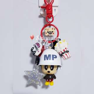 Mickey Mouse Toy Keycharms