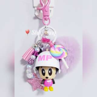 Minnie Mouse Toy Keycharms