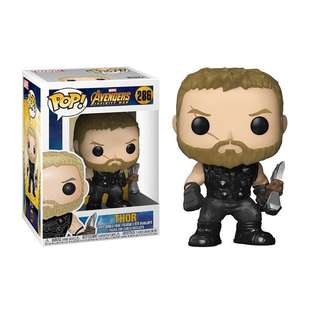 Thor 286 - Funko Pop 大量現貨或代訂絶版 Exclusive chase SDCC NYCC ECCC Hot Topic Toysrus Iron Man 鐵甲奇俠 鋼鐵俠 spider man captain American black panther marvel avengers 復仇者 thanos 滅霸薩諾斯魁隆雷神樹人星爵
