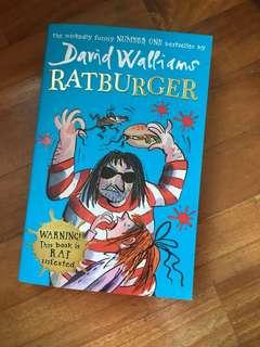Bn David Walliams - ratburger