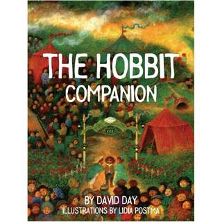 🚚 The Hobbit Companion [PO]