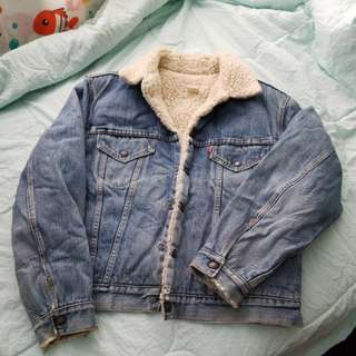 LEVIS sherpa jacket ✔USA ✔