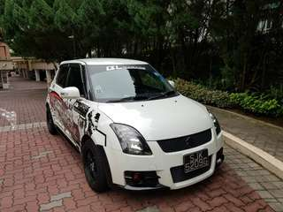 Suzuki swift sport 1.3M