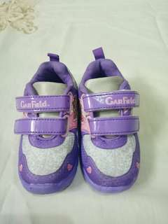 Garfield rubber shoes