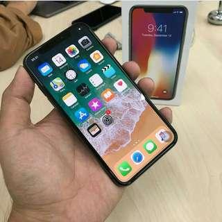 Iphone X 64gb gray ibox