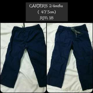 CARTER'S khakis