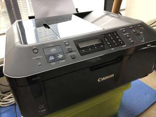 Canon Pixma printer scanner & photocopier